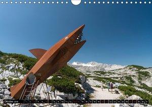 Welterberegion Hallstatt Dachstein (Wandkalender 2018 DIN A4 que