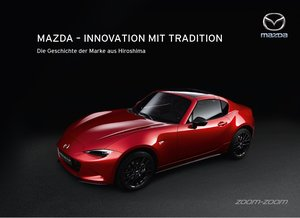 Mazda - Innovation mit Tradition