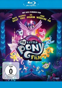 My little Pony - Der Film, 1 Blu-ray