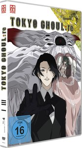 Tokyo Ghoul:re. Staffel.3.4, 1 DVD