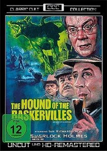 Sherlock Holmes - Der Hund von Baskervilles, 1 DVD