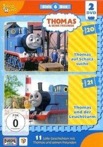 Thomas & seine Freunde 2er DVD Schuber 06 (20+21)