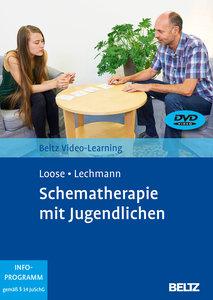Schematherapie mit Jugendlichen, 2 DVDs