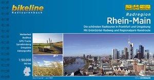 Bikeline Rhein-Main 1 : 75 000 / 1 : 20 000