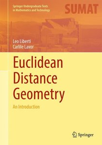 Euclidean Distance Geometry