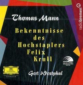 Bekenntnisse des Hochstaplers Felix Krull. 13 CDs