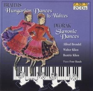 Ungarische Tänze 1-21/Walzer op.39/+