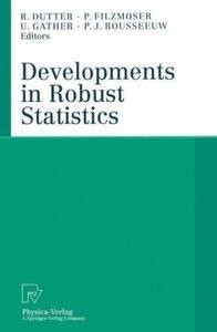 Developments in Robust Statistics