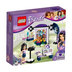 LEGO® Friends 41305 - Emmas Fotostudio