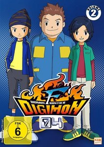 Digimon Frontier - Volume 2: Episode 18-34