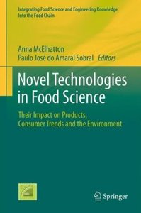 Novel Technologies in Food Science