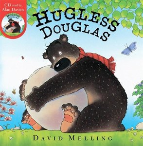 Hugless Douglas. Book + CD