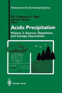 Acidic Precipitation