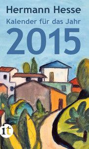Insel-Kalender für das Jahr 2015