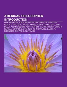 American philosopher Introduction