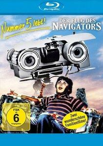 Nummer 5 lebt! & Der Flug des Navigators