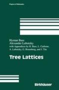 Tree Lattices
