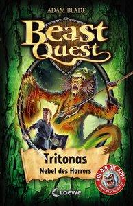 Beast Quest - Tritonas, Nebel des Horrors