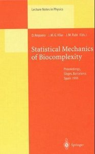 Statistical Mechanics of Biocomplexity