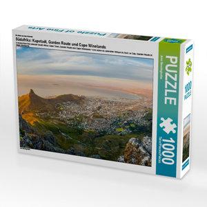 Ein Motiv aus dem Kalender Südafrika: Kapstadt, Garden Route und