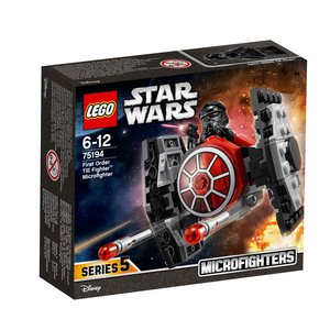 SW Microfighter First Order TIE Fighter