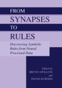 From Synapses to Rules