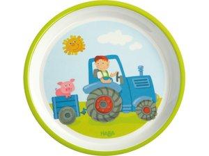 HABA 302817 - Teller Traktor