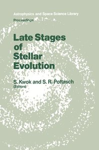 Late Stages of Stellar Evolution