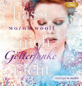 GötterFunke 02 - Hasse mich nicht! (2 mp3-CD)