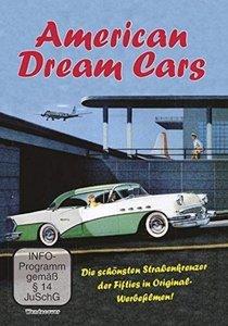 American Dream Cars - die schönsten Straßenkreuzer der Fifites i
