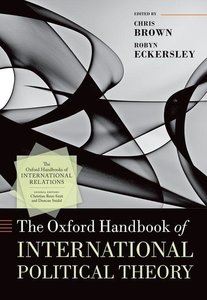 The Oxford Handbook of International Political Theory