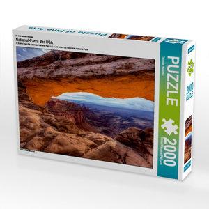 Ein Motiv aus dem Kalender National-Parks der USA 2000 Teile Puz