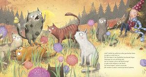 Der kleine Zauberer und der König der Katzen