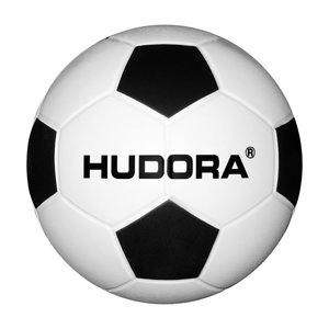 HUDORA 71674 - Softball, Gr. 4, Fussball aus Schaumstoff