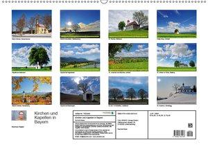 Kirchen und Kapellen in Bayern