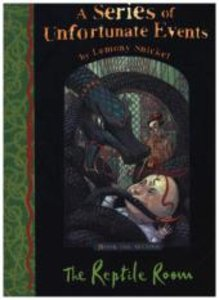 A Series of Unfortunate Events 02. The Reptile Room