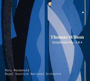 Sinfonien 3 & 4/Carillon