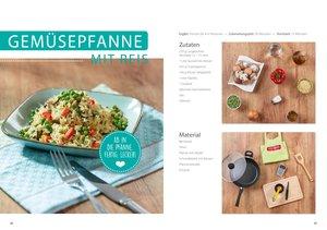 Meine Becherküche - Vegetarisch (Band 7). Mit Messbecher-Set