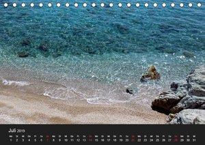 Griechenland - Insel Lesbos (Tischkalender 2019 DIN A5 quer)