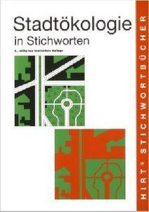 Stadtökologie in Stichworten