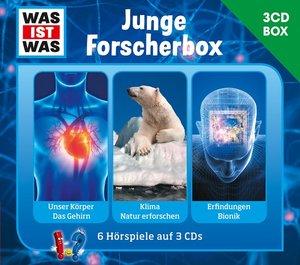 Was ist was Hörspielbox: Junge Forscher-Box