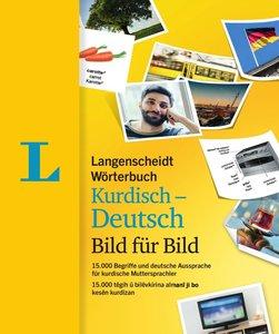 Langenscheidt Wörterbuch Kurdisch-Deutsch Bild für Bild
