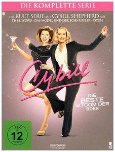Cybill - Staffel 1-4