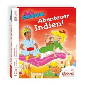 Hörbuch Bibi Blocksberg-Abenteuer Indien