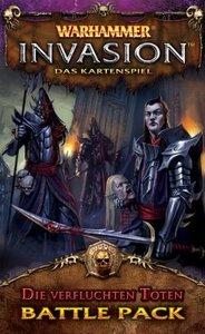 Asmodee FFGD2113 - Warhammer Invasion: Die verfluchten Toten, Ba