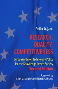 Research, Quality, Competitiveness