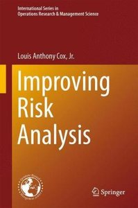 Improving Risk Analysis