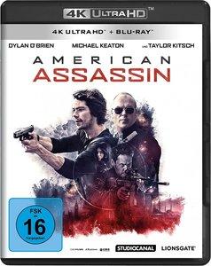 American Assassin 4K, 1 UHD-Blu-ray