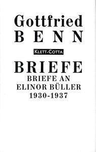 Briefe an Elinor Büller 1930 - 1937