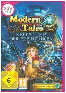 Modern Tales, Zeitalter der Erfindungen, 1 DVD-ROM
